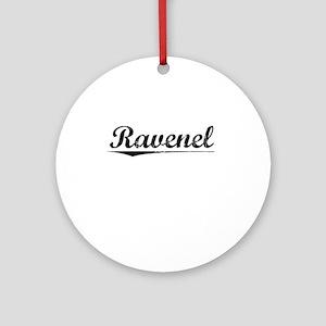 Ravenel, Vintage Round Ornament