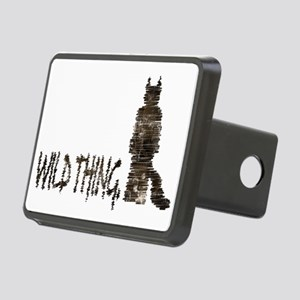 Wild Thing Rectangular Hitch Cover