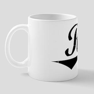 Reo, Vintage Mug
