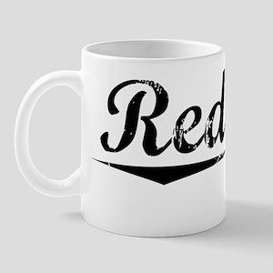 Redbird, Vintage Mug