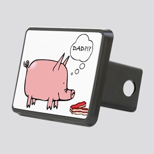 Dad Bacon Hitch Cover
