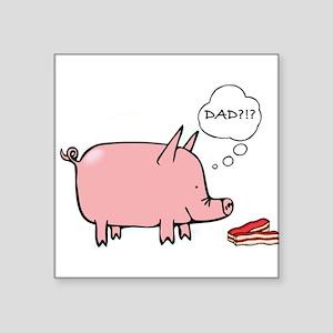 Dad Bacon Sticker