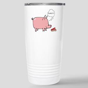 Dad Bacon Travel Mug
