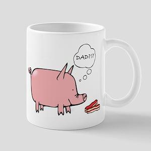 Dad Bacon Mugs