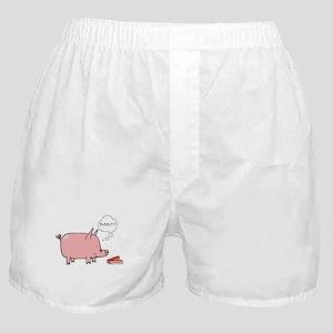 Dad Bacon Boxer Shorts