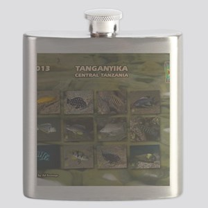 Tanganyika Cichlids calendar Flask