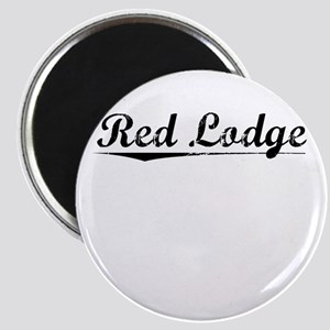 Red Lodge, Vintage Magnet