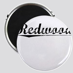 Redwood, Vintage Magnet
