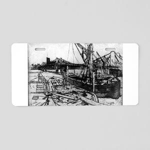 Chelsea, no. II - Joseph Pennell - 1886 Aluminum L