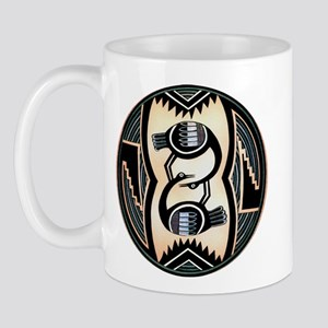 MIMBRES LOVE BIRDS BOWL DESIGN Mug