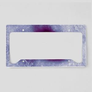 Rotavirus particles, TEM License Plate Holder