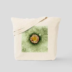 SARS virus, TEM Tote Bag