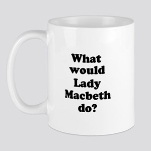 Lady Macbeth Mug