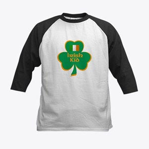 Irish Kid Kids Baseball Jersey