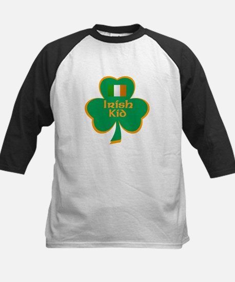Irish Kid Kids Baseball Jersey