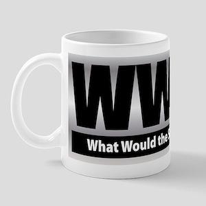 WW the Sheepdog D Mug