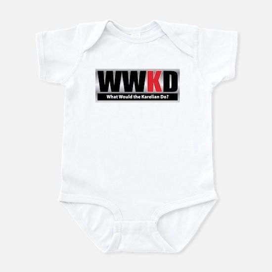 WW the Karelian D Infant Bodysuit
