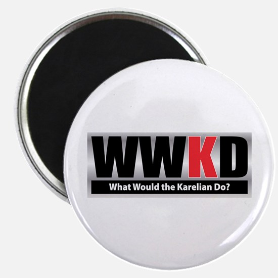 WW the Karelian D Magnet
