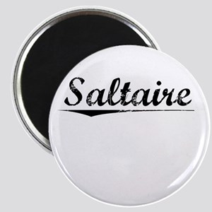 Saltaire, Vintage Magnet