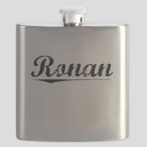 Ronan, Vintage Flask