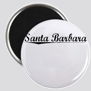 Santa Barbara, Vintage Magnet