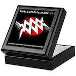 WMA Keepsake Box