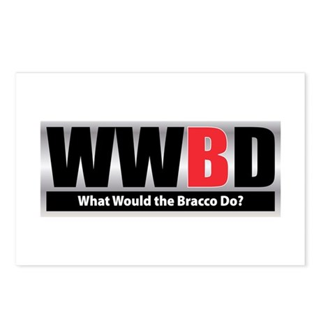 WW the Bracco D Postcards (Package of 8)