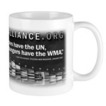 WMA Flags Of The World Mug