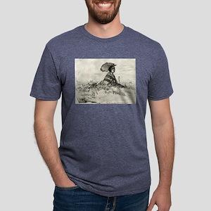 En Pleain Soleil - Whistler - 1858 Mens Tri-blend