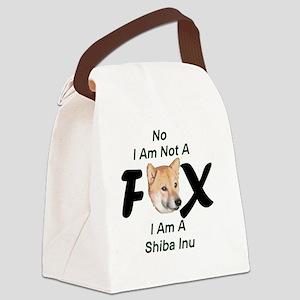 Kitsu Canvas Lunch Bag