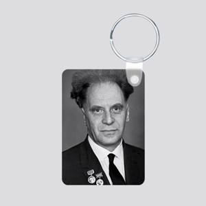 Sergei Vernov, Soviet phys Aluminum Photo Keychain