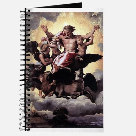 Ezekiel's Vision - Raphael Journal