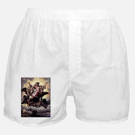 Ezekiel's Vision - Raphael Boxer Shorts