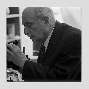 Semyon Volfkovich, Soviet chemist Tile Coaster