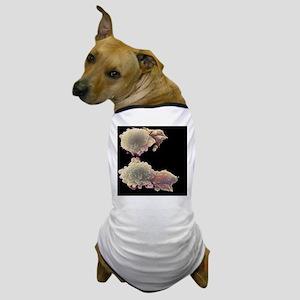 Skin cancer cells, SEM Dog T-Shirt