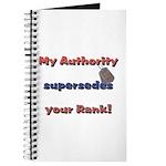 Navy Wife Authority Journal