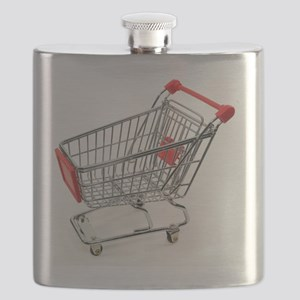 Shopping trolley Flask