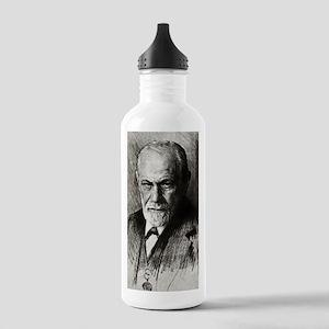 Sigmund Freud, Austria Stainless Water Bottle 1.0L