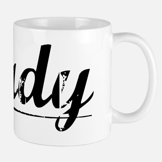 Shady, Vintage Mug
