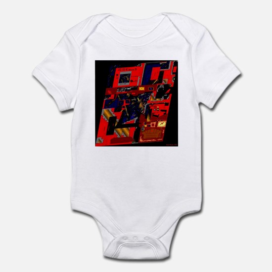 If 6 were 9 by Brett Fletcher Infant Bodysuit