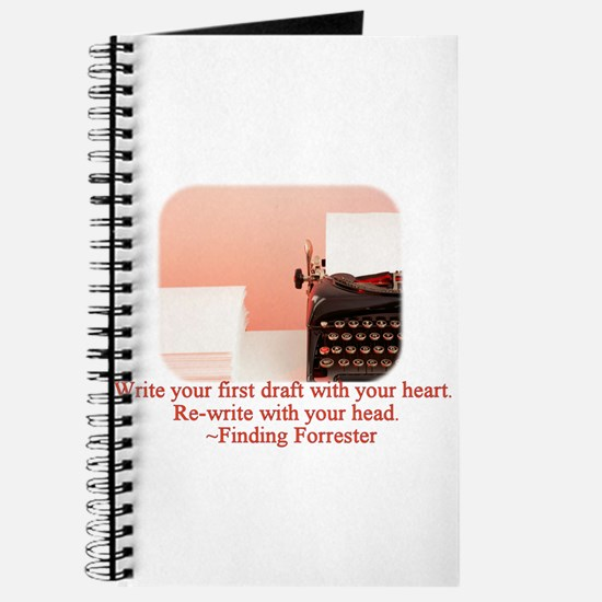 Finding Forrester Journal