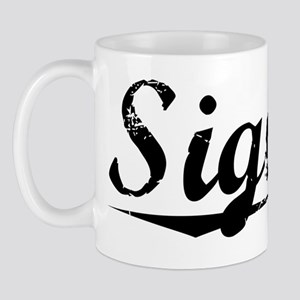 Sigurd, Vintage Mug