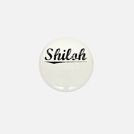 Shiloh, Vintage Mini Button