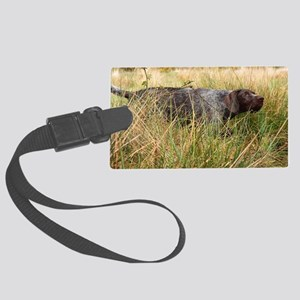 In the Field Large Luggage Tag