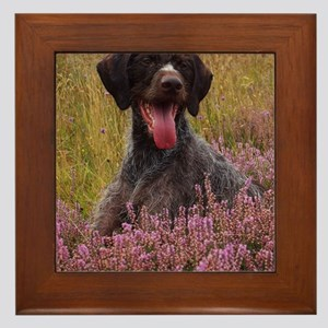 Helen Thomas Field Framed Tile