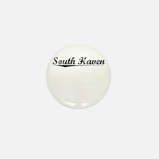 South Haven, Vintage Mini Button