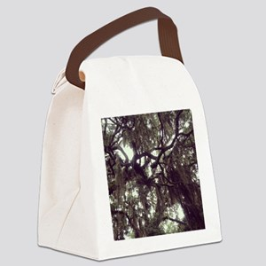 Spanish Moss Canvas Lunch Bag