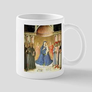 Bosco ai Frati Altarpiece - Fra Angelico 11 oz Cer