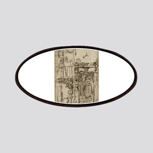 Cellar Door, Tours - Whistler - c1890 Patch