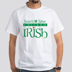South Side White T-Shirt